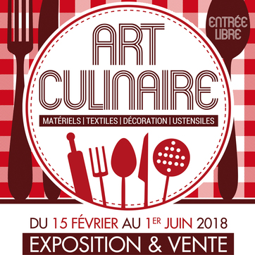 "Exposition-vente ""Art culinaire"""